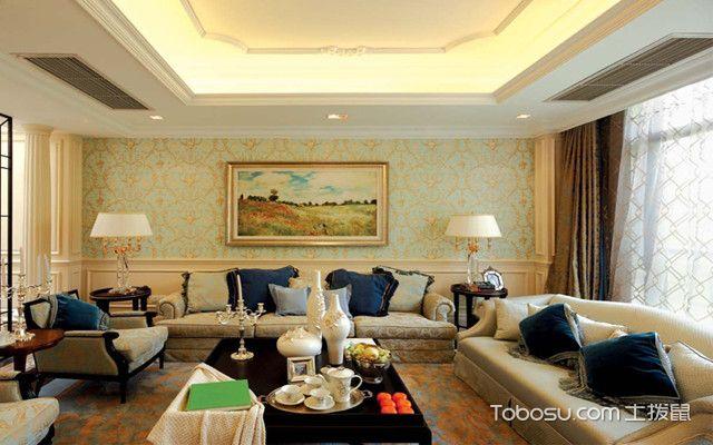 230平米三层别墅装修设计说明