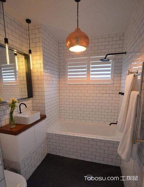 50平米小户型卫生间装修禁忌与风水之干净