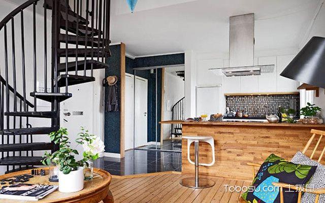 小户型复式公寓装修技巧