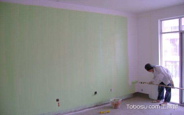 装修用乳胶漆好还是油漆好之乳胶漆