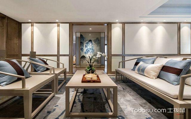新中式茶室设计