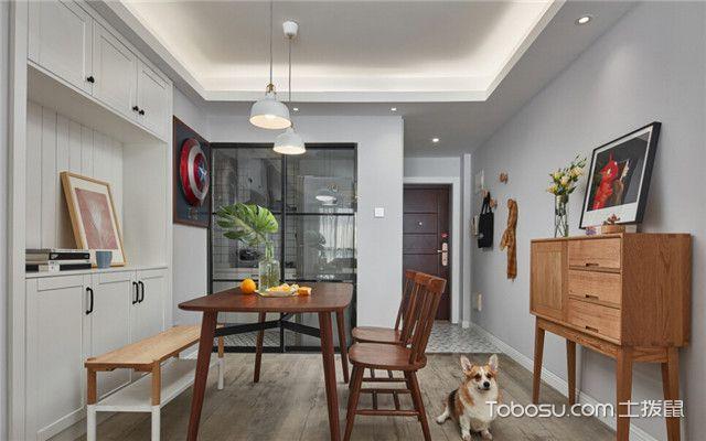 唐山65平米房装修费用预算
