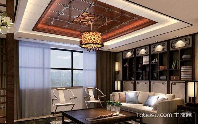 客厅吊顶灯--集成吊顶