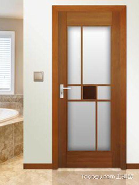 毛坯房装修室内门怎么选购好浴室门