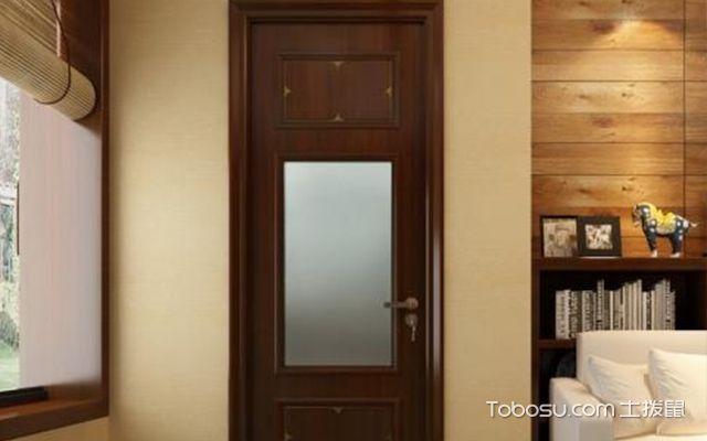 毛坯房装修室内门怎么选购好卧室门