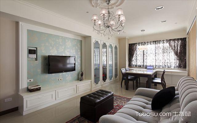 小户型装修欧式风格可以吗 客厅