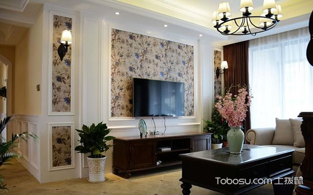 电视墙装修风水禁忌之色彩搭配