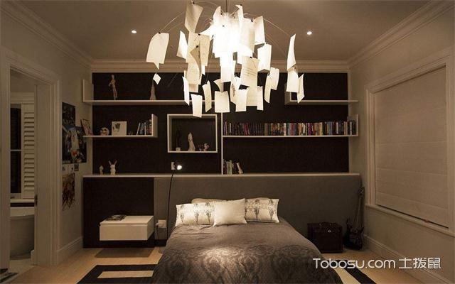 卧室吊灯选择什么尺寸直径