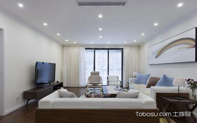80平米小房子适合装修什么风格之简约风