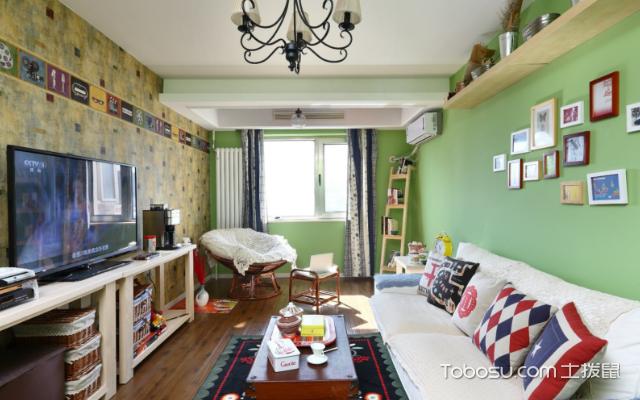 80平米小房子适合装修什么风格之个性风