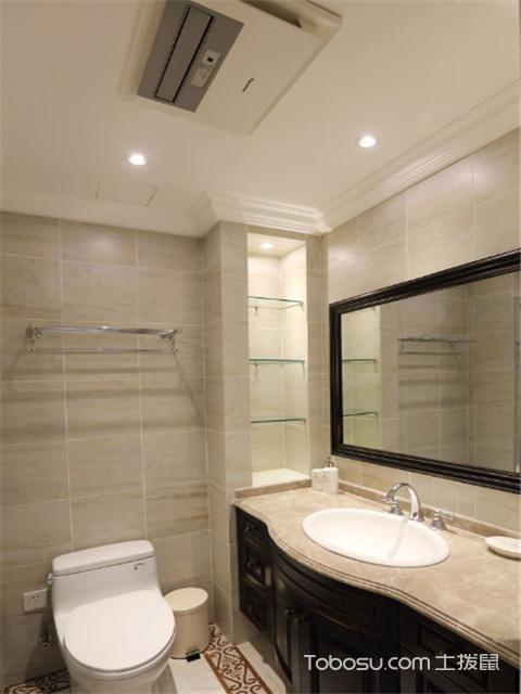 卫生间壁龛设计实景图