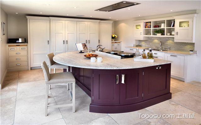 厨房岛台的作用