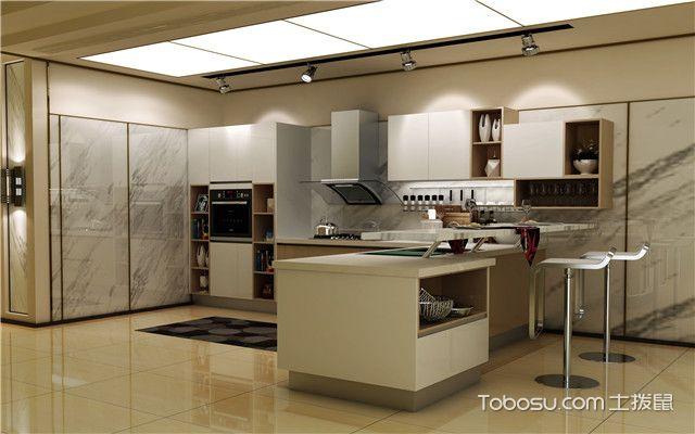 厨房岛台的作用是什么
