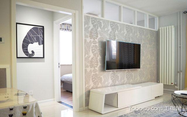 珠海90平米二手房装修效果图 客厅