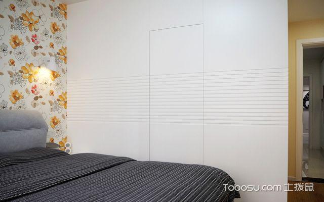 珠海90平米二手房装修效果图 衣帽间