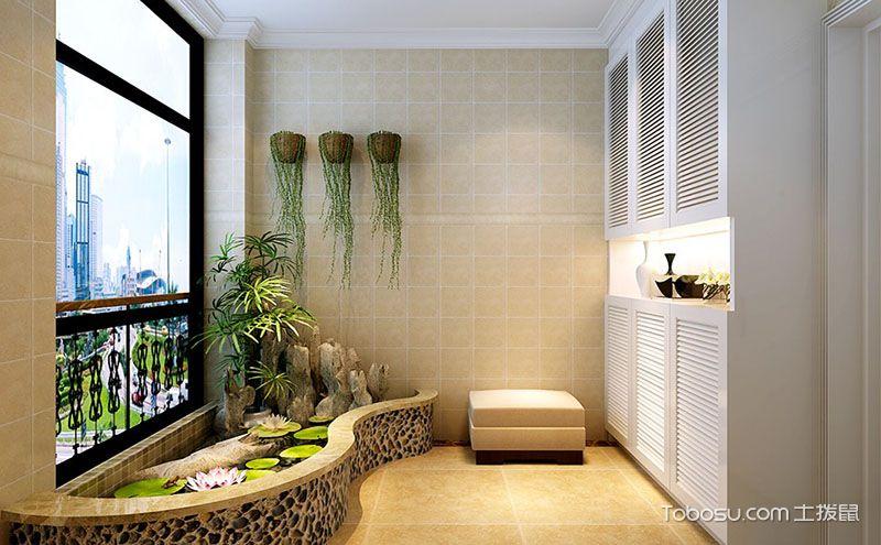家居阳台装修设计效果图,感受舒适高品质生活