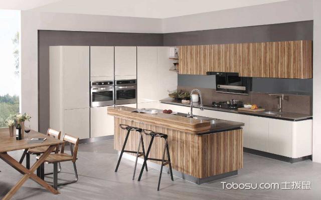 厨房岛台应该如何设计之高度
