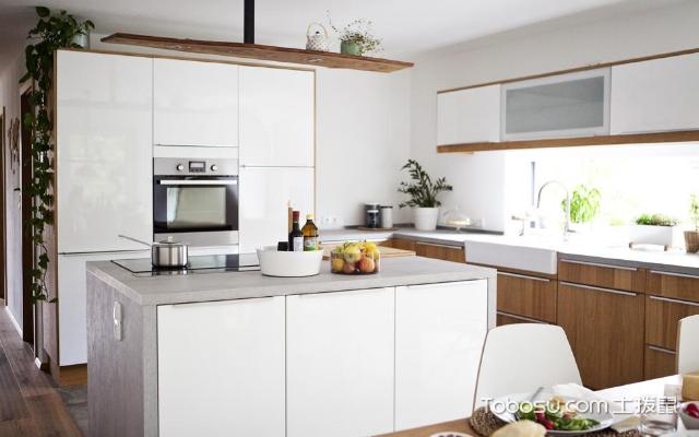 厨房岛台应该如何设计之整体布局