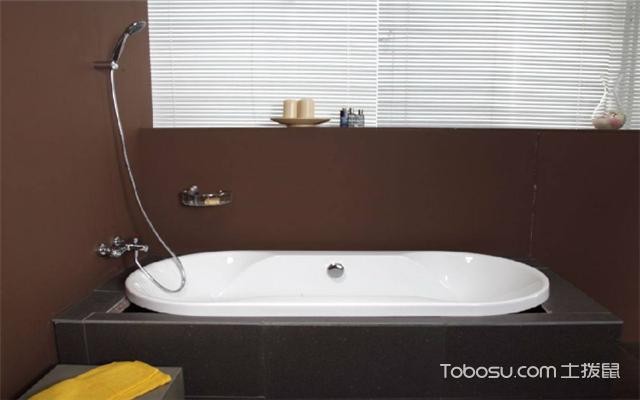 嵌入式浴缸怎么装