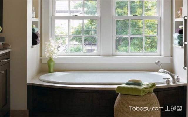 嵌入式浴缸安装步骤介绍