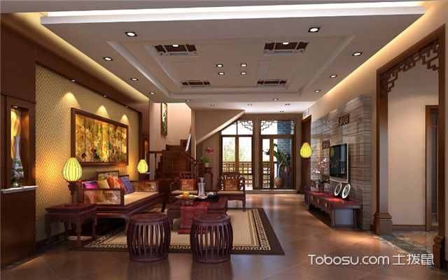 长方形客厅设计方案