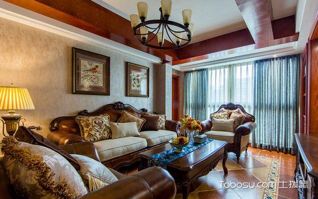 客厅沙发选配技巧款式