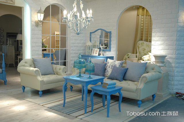 室内拱形门效果图地中海风格