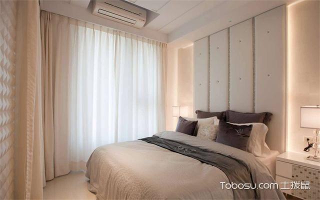 徐州60平米小户型公寓装修流程之卧室
