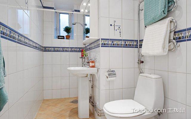 小户型卫生间装修设计