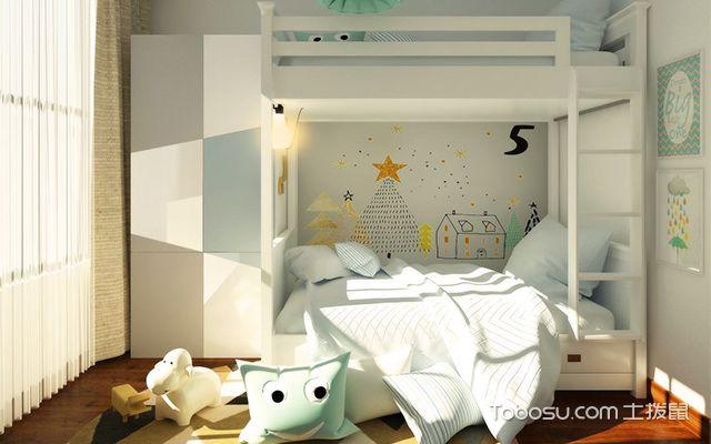 装修儿童房必看六大注意事项安全第一