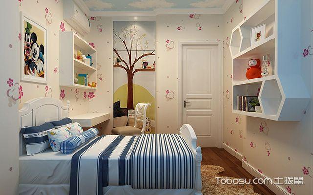 装修儿童房必看六大注意事项环保材料