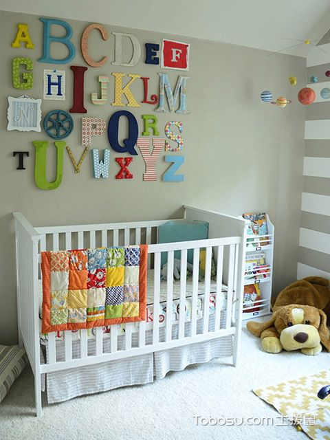 装修儿童房必看六大注意事项房间向阳