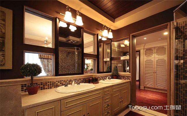 卫生间装饰技巧