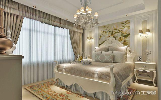 欧式装修风格窗帘