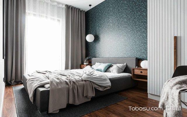 长沙60平米现代风格小户型公寓 卧室