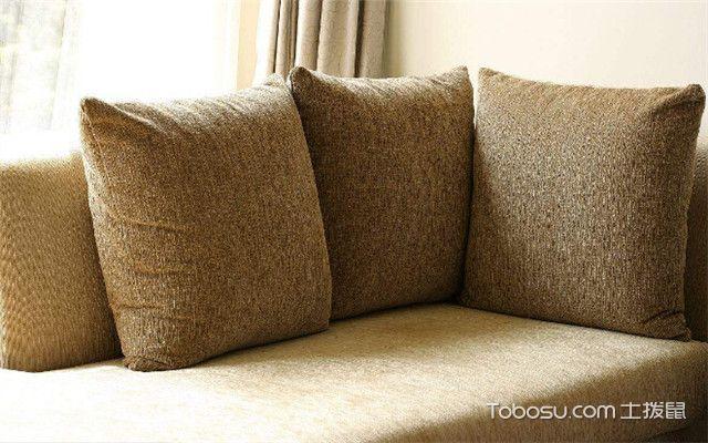 沙发靠垫抱枕选购技巧