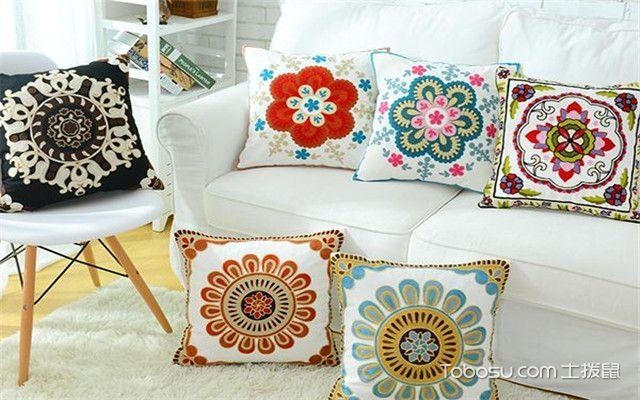 沙发靠垫抱枕选购技巧之造型