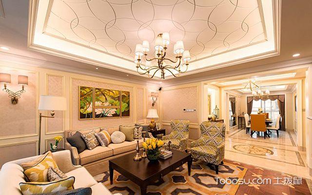 新古典风格软装搭配设计原则之家具