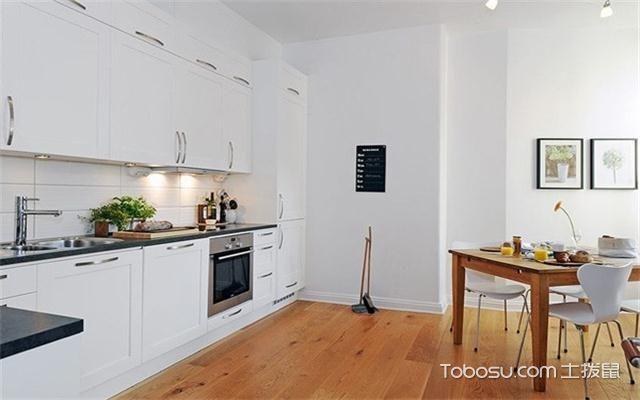 2017小户型旧房改造装修流程之厨房