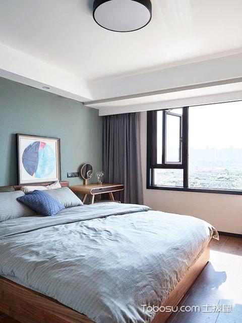 什么是水泥风格 卧室