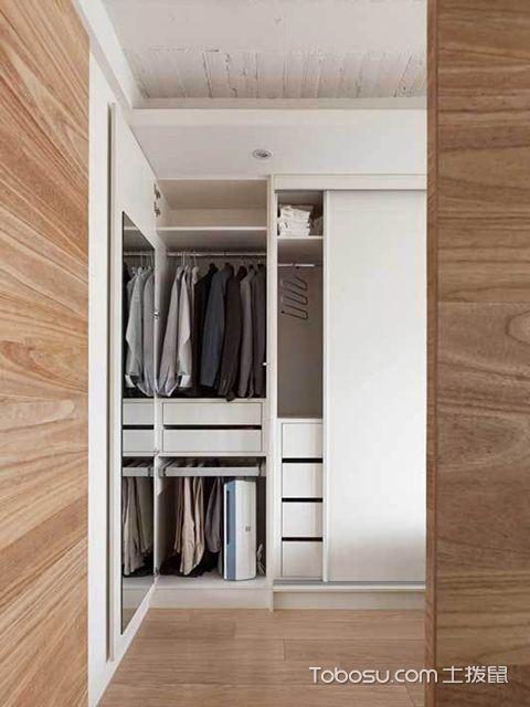 40平米一室一厅loft装修预算 卧室