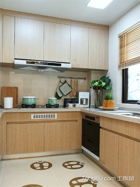厨房装修价格