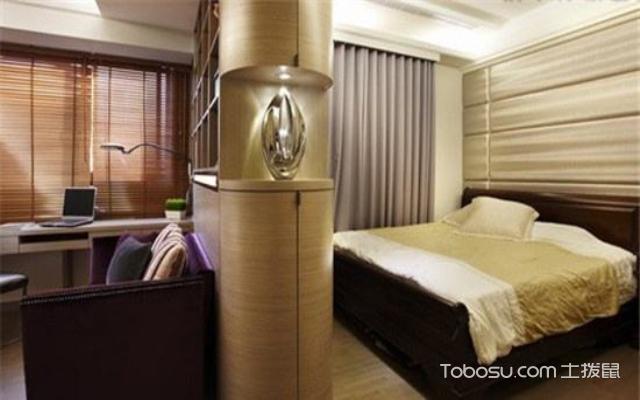 客厅小卧室大装修案例