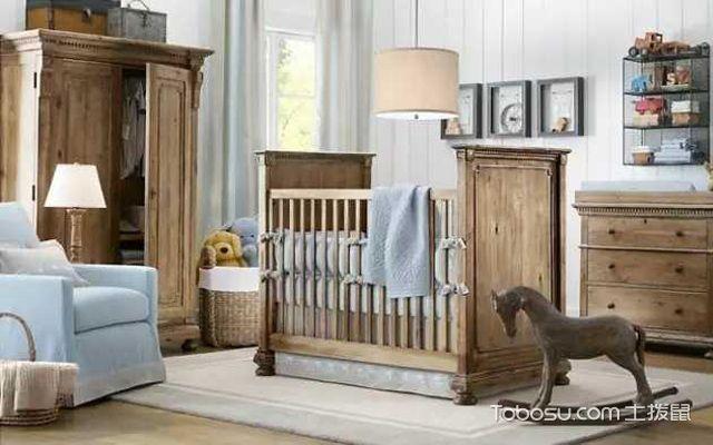 宝宝房设计