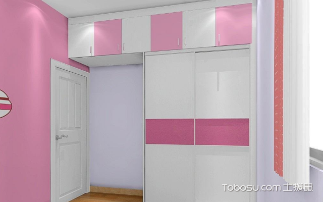 家用儿童衣柜尺寸是多大之尺寸一
