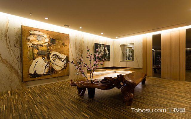 沈阳220平米大平层装修效果图 卧室