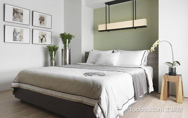 昆山三房两厅半包装修费用之卧室