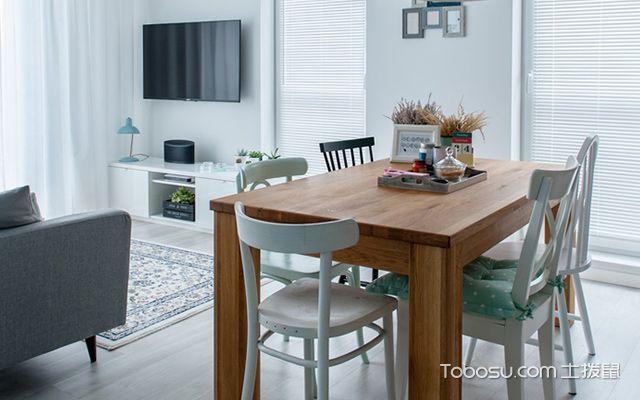 家里餐桌椅尺寸是多少方桌