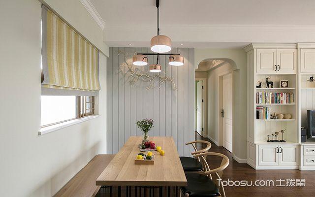 家里餐桌椅尺寸是多少—原木桌