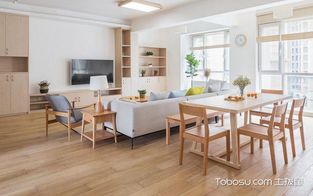 家里餐桌椅尺寸是多少—木桌